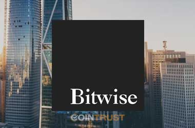 Bitwise' 'Hold 10 Index' Cryptocurrency Fund Appreciates 51%