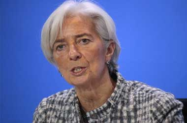 IMF Chief Lagarde Says Blockchain Could Be Used To Regulate Bitcoin