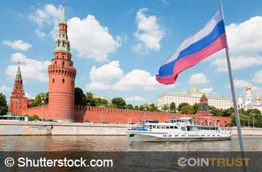 Russian Central Bank to Explore Using Gold-Backed Cryptocurrencies for Mutual Settlements