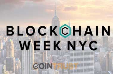 Bitcoin Surge Predicted When 'Blockchain Week NYC' Ends