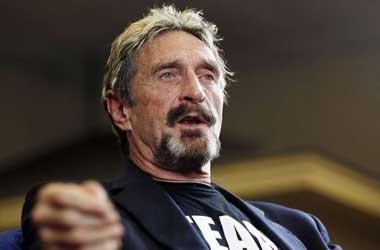 John McAfee Unveils Beta Version of Decentralized Crypto Exchange