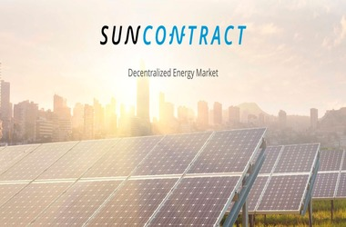 Energy Trading Platform SunContract To Use Microsoft's Workbench