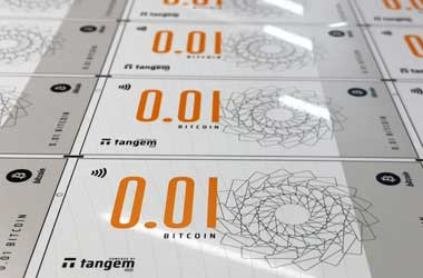 Tangem Introduces Bitcoin As Physical Notes