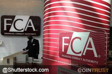 FCA Issues Caution Against Cryptocurrency Firm