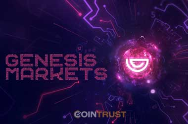 Crypto Broker Genesis Market Is Live, Offers MetaTrader 5 Platform