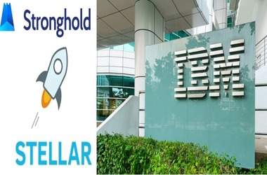 IBM Backed Stronghold Launches US Dollar Pegged Cryptocurrency