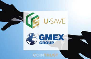 Blockchain Firm USAVE & GMEX To Launch Physical Gold Exchange