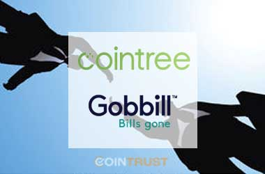 Cointree partners with gobbill
