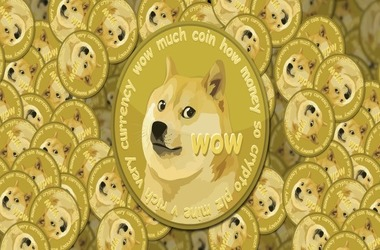 Dogecoin Rallies 75% to Record New High of $0.126