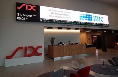 CoinShares' Bitcoin ETP to Get Listed Today on Swiss Stock Exchange