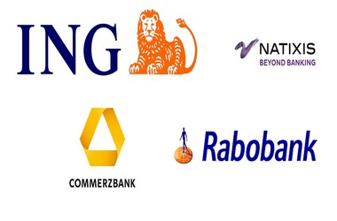 ING, Rabobank, Natixis, Commerzbank Issue Debt On R3 Corda Platform