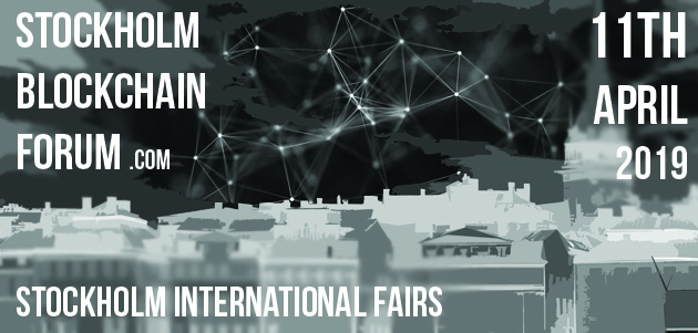 Exclusive Blockchain Forum in the Innovation Hub of Stockholm