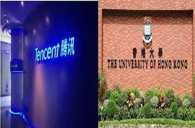 Chinese IT Giant Tencent Partners With University of Hong Kong on Fintech