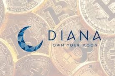 Blockchain Project Diana Intends to Slice Up & Tokenize the Moon