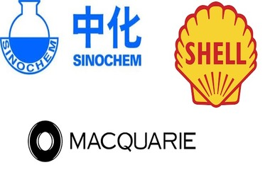Shell, Sinochem, Macquarie Group To Jointly Build Blockchain Platform for Crude Oil