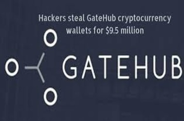 Cyber Security Research – Passwords of 1.40mln Users Compromised in GateHub Crypto Wallet Data Breach