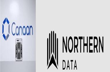 Crypto Mining Behemoth Canaan Collaborates With Blockchain Enterprise Northern Data