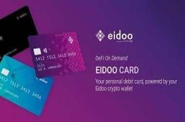 Eidoo Partners with Visa to Offer DeFi Enabled Crypto Card in UK, EU