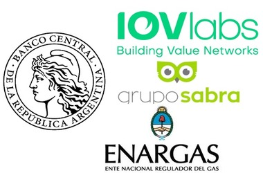 Argentina's IOV Labs, Grupo Sabra Unveil Blockchain-as-a-Service after Ventures with Central Bank, Gas Network
