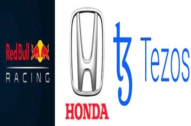 Red Bull Racing Honda Partners With Tezos Blockchain For NFTs