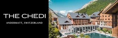 Hotel Chedi Andermatt in Swiss Alps Starts Accepting Crypto Payments
