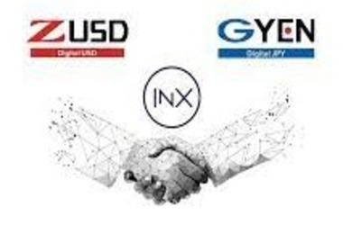 INX Partners to List World's First Regulated Yen Based Stablecoin