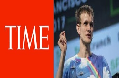 Time Honors Vitalik Buterin with a Place on100 Most Influential People in 2021